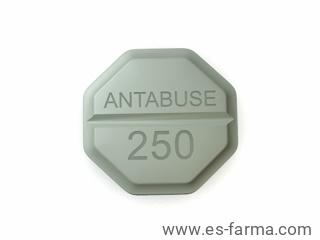 Comprar Antabuse